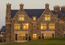 Doonbeg Lodge At Sunset