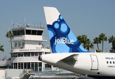 Jet Blue Long Beach