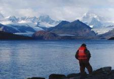 Patagonia Cruise Glacier
