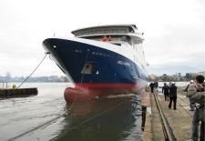 Stella Australis Ship