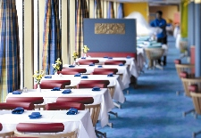 Holland America Line Restaurant