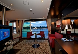 Avalon Waterways Royal Suite