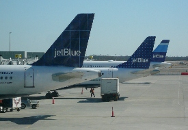 JetBlue Planes