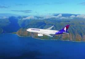 hawaiian airlines partners with jetblue