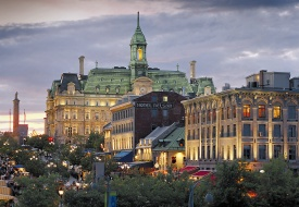 Place Jacques Cartier / Old Montreal And Old Port