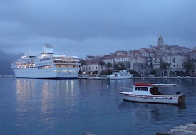 Aegean Odyssey in Korcula, Croatia