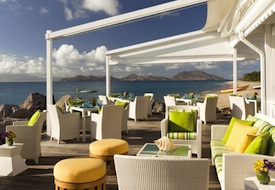 Beach Bar at Four Seasons Resort, Nevis