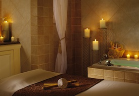 Spa at The Ritz-Carlton, Naples, in Florida