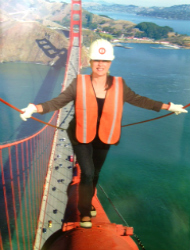 Golden Gate Bridge green screen