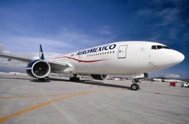 Aeromexico plane
