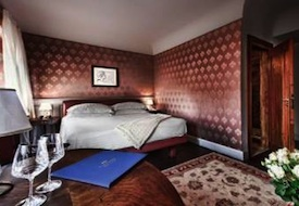 Deluxe Room at Palazzo Victoria in Verona, Italy