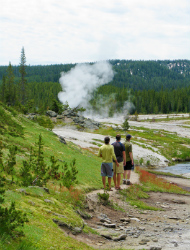 Yellowstone Volcano Tours REI