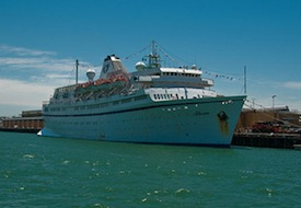 Athena Cruise Ship