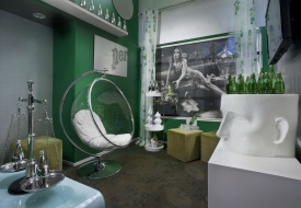 Hotel Diva Perrier Lounge