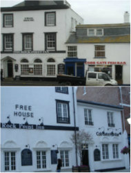 Lyme Regis vs. Thames Town