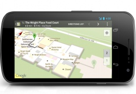 Google Maps for Museums
