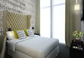 Deluxe Room at The Ampersand Hotel in London