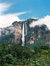 Angel Falls, Venezuela