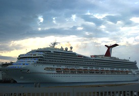 Carnival cruise ship