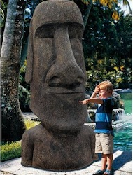 Easter Island Moai
