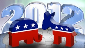 donkey elephant republican democrats