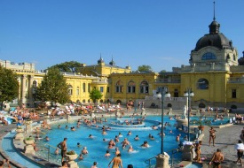 Szchenyi-baths