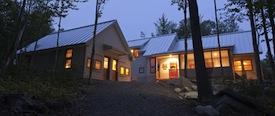 Maine huts