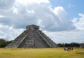 El Castillo Chichen Itza