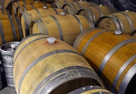 vineyard casks