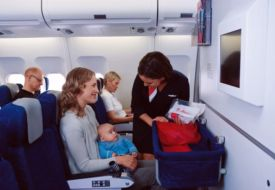 airline-amenities-for-families