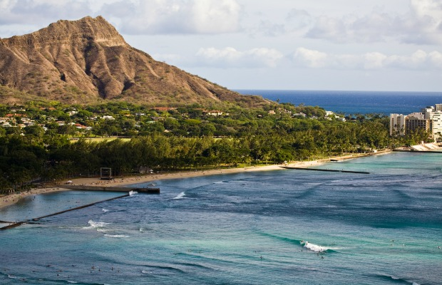 Hawaii Overview Stock Image 620x400