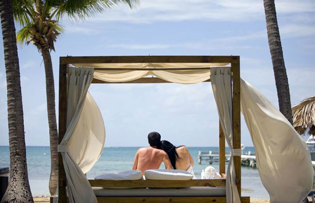 All-Inclusive Resorts Couple