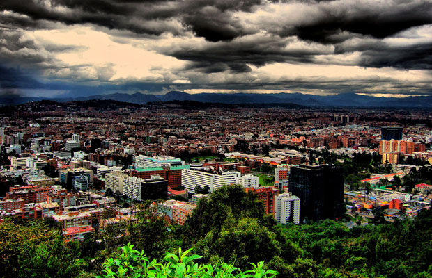 Bogota-landscape