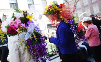 Easter Bonnet Festival Parade
