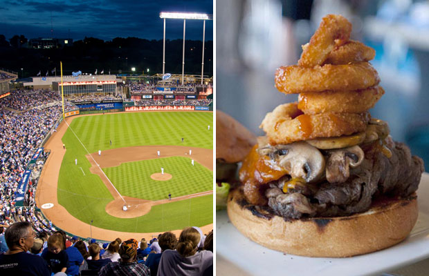 Best Ballpark Food
