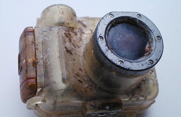 Camera Found in Taiwan