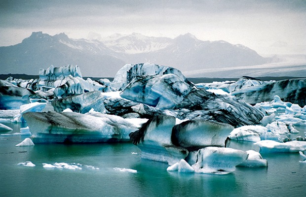 Jokulsarlon Lagoon