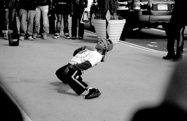 NYC Breakdancing