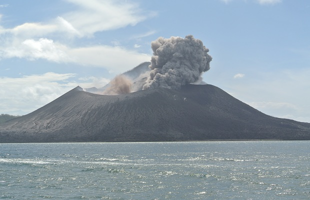 Rabaul Volcano