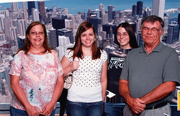 Awkward Vacation Photos