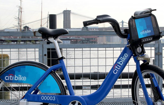 New York City Bike Share This May