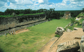 Chichén Itza Ball Court