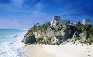 Tulum Maya Ruin