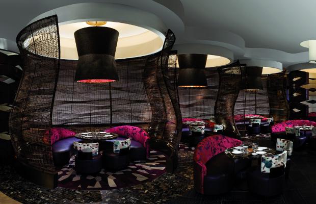 Nobu Restaurant Hotel Las Vegas