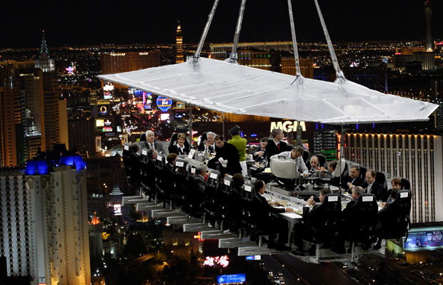 Crazy Dining Experiences
