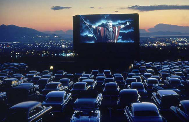The Coolest Drive-in Movie Theaters