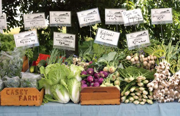America's Best Farmer's Markets