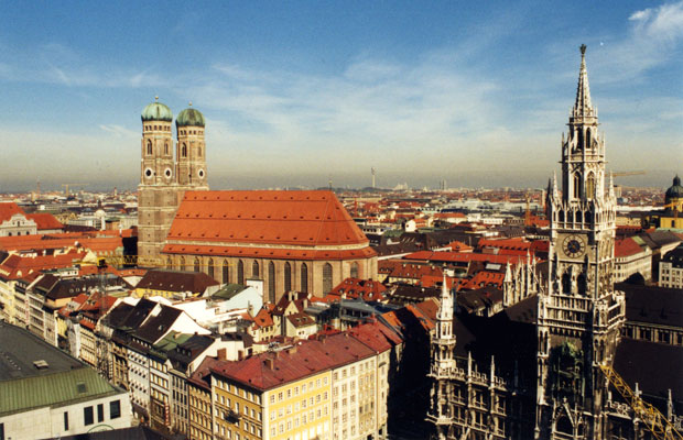 Romantic Travel Ideas for Munich