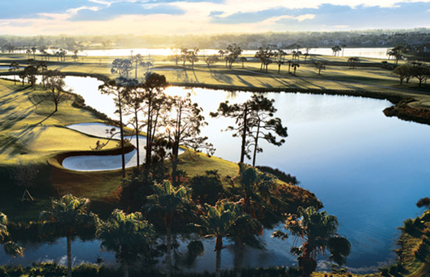 The Best Golf Resorts for Father's Day