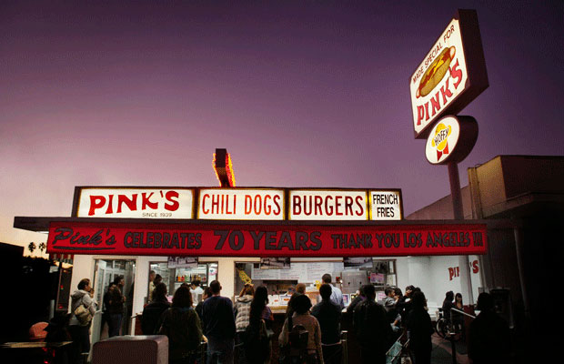 Best Cities for Hot Dogs